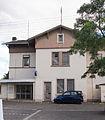 Bahnhof Hochheim am Main Straßenseite 2012-07-08-P7080154.JPG