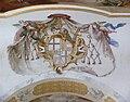 Baitenhausen Kirche Chorbogen Wappen Kardinal von Rodt.jpg