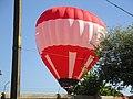 Balão nas comemorações dos 80 anos do Colégio Nossa Senhora do Calvário(Colegião) - panoramio.jpg