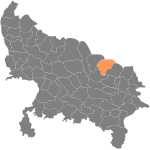 Balrampur district