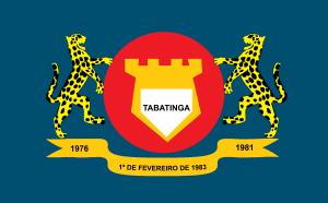Tabatinga - Image: Bandeira de Tabatinga