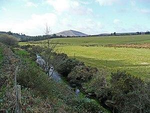Annagh Hill - Bann River and Annagh Hill