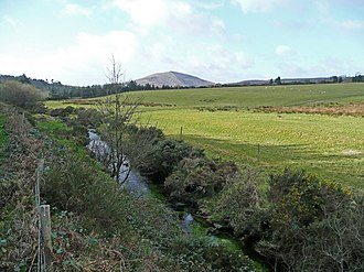Annagh Hill - Bann River and Annagh Hill