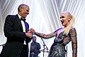 Barack Obama and Gwen Stefani State Dinner performance.jpg