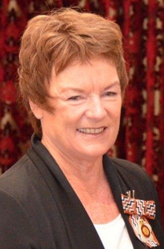 Mayor of Napier, New Zealand - Image: Barbara Arnott (cropped)