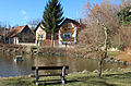 Barchovice, Radlice, small pond.jpg