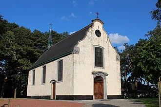 Berlare - Image: Bareldonk kapel 2011 07 24 00 02702