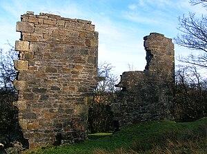 Bark mill - The old Bark Mill on the Mains Burn near Beith