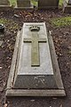 Barker CWGC gravestone at Holy Trinity, Wavertree 1.jpg