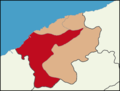 Bartın District Location in Bartın Province.png