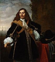 Portrait of Captain Gideon de Wildt