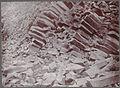 Basalt at Hljóðaklettar, near Dettifoss. (4558231711).jpg