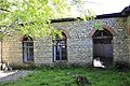 Basgal village in Azerbaijan - yard of the old mosque.jpg