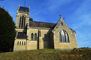 Bassoles-Aulers - Bassoles-Aulers Church