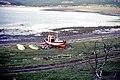 Bateau de pêche sur le rivage du Leirpollen.jpg