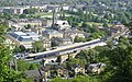 Bath Spa railway station, from Beechen Cliff.jpg