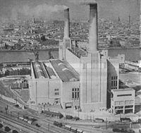 Battersea Kraftstasjon Wikipedia