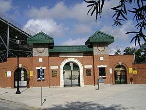 Valdosta State Blazers - Bazemore–Hyder Stadium