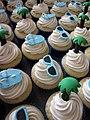 Beach Themed Bridal Shower Cupcakes (4701417256).jpg