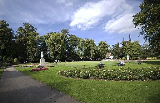 Beacon Park Museum Gardens