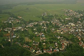 Beaufort, Luxembourg - Image: Beaufort 2009 08