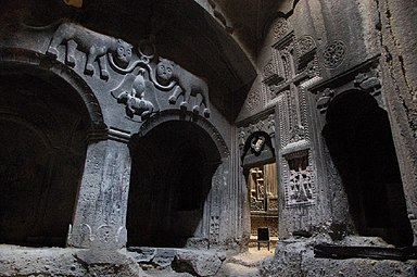Beautiful Geghard Monastery.jpg