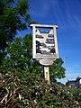 Bedhampton village sign.jpg
