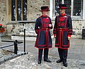 Beefeaters, Tower of London - geograph.org.uk - 908658.jpg