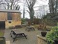 Beer Garden, Railway Inn, Spofforth, North Yorkshire (24th March 2018) 002.jpg