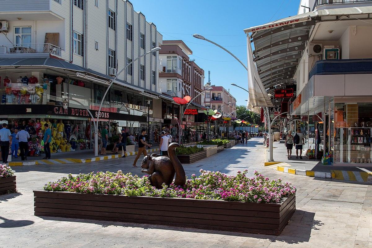 Antalya Centre Ville Se Crets