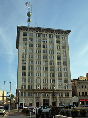 National Register of Historic Places listings in Montgomery County, Alabama - Image: Bell Building 01