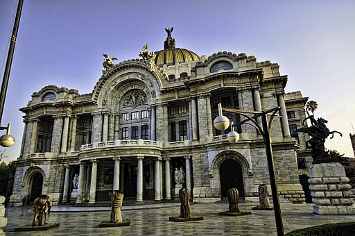 Bellas Artes, MexicoCity
