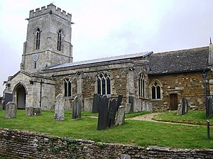 Grade II* listed buildings in Rutland - Image: Belton in Rutland church geograph.org.uk 458127