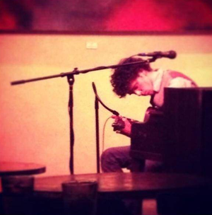 Ben Cosgrove - Cosgrove playing live in Boulder, Colorado in 2013
