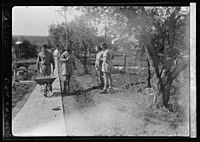 Ben Shemen. Childrens' Agricultural Colony, Jan. 1935 LOC matpc.16351.jpg