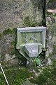 Bench Mark on the bridge - geograph.org.uk - 1188268.jpg