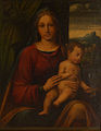 Benvenuto Tisi. Madonna and Child.jpg