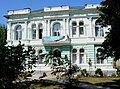 Berdyansk-2017 University (Ulianovych) Str. 39 Building where First Rada of Berdyansk Worked 01 (YDS 5254).jpg