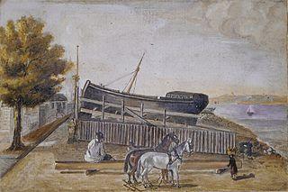 Berg's Ship Yard