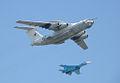 Beriev A-50, Sukhoi Su-27 (4259290512).jpg