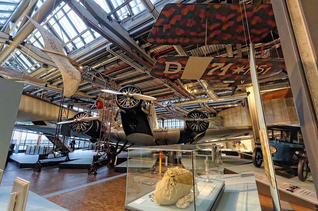 Musée des techniques de Berlin - © Foto: Ra Boe / Wikipedia / Lizenz: Creative Commons CC-by-sa-3.0 de