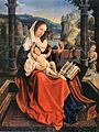 Bernard van Orley - Virgin and Child - WGA16691.jpg