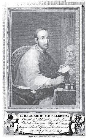 Bernardo de Balbuena - Bernardo de Balbuena