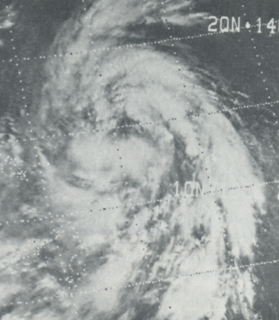 Typhoon Bess (1974) Pacific typhoon in 1974