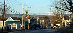 Bethlehem, New Hampshire.