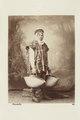 """Bild från familjen von Hallwyls resa genom Algeriet och Tunisien, 1889-1890. """"Mozabite."""" - Hallwylska museet - 91873.tif"""