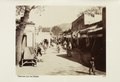 """Bild från familjen von Hallwyls resa genom Algeriet och Tunisien, 1889-1890. """"Tlemcen. La rue Syken - Hallwylska museet - 92040.tif"""
