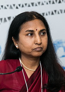 Bina Agarwal Indian development economist