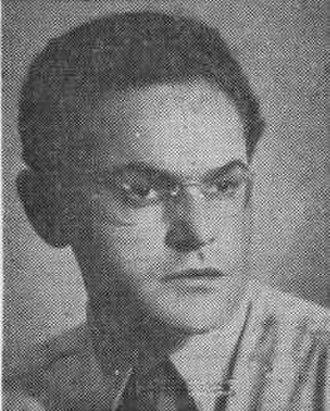 Benjamin Tammuz - Image: Binyamin tamuz
