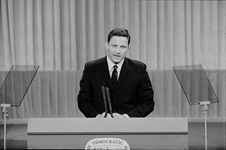 Birch Bayh - Bayh speaking at the 1968 Democratic National Convention